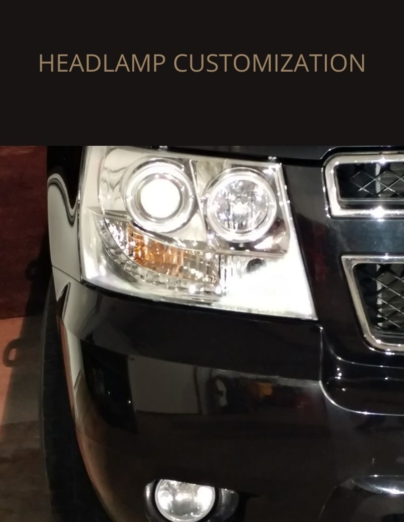Headlamp Customization